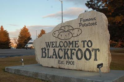 Blackfoot sign