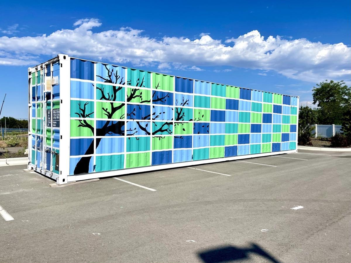 Shipping Container medical clinic