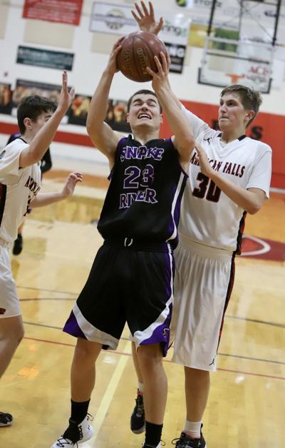 Chandler Coombs Snake River basketball
