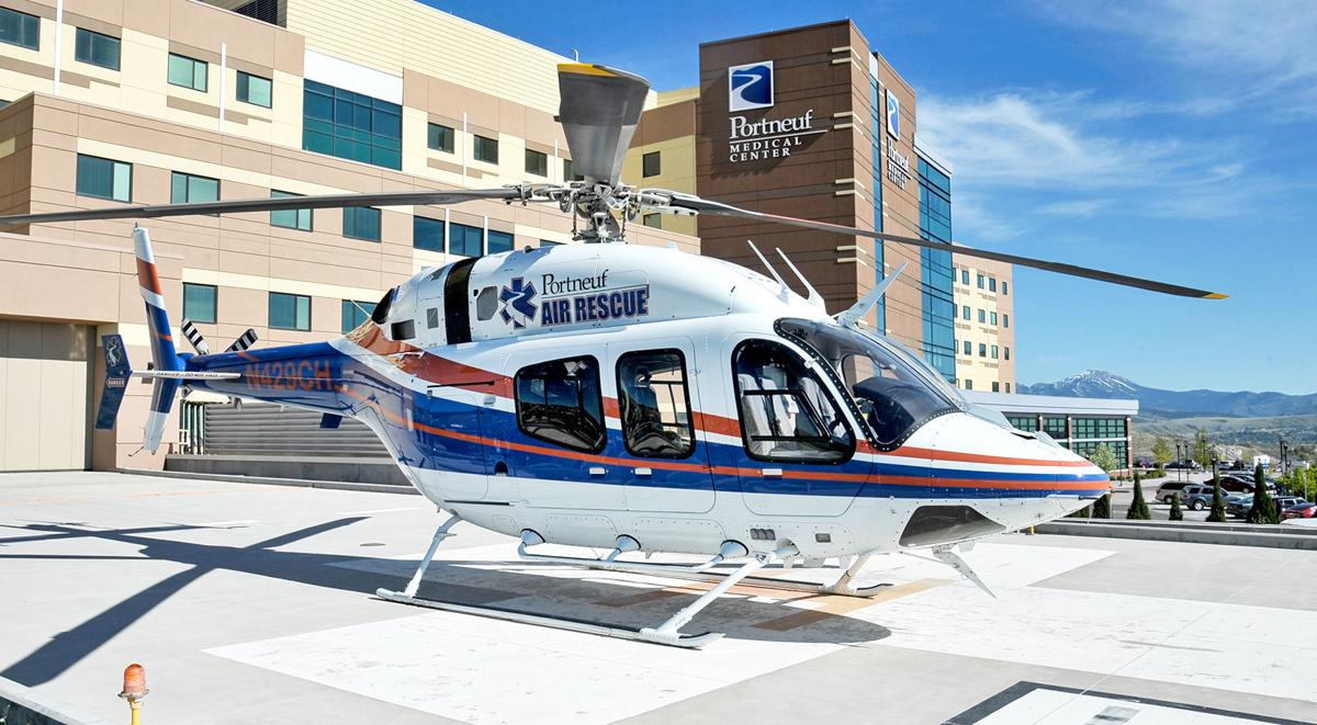 Helicopter emergency stock image file photo air ambulance