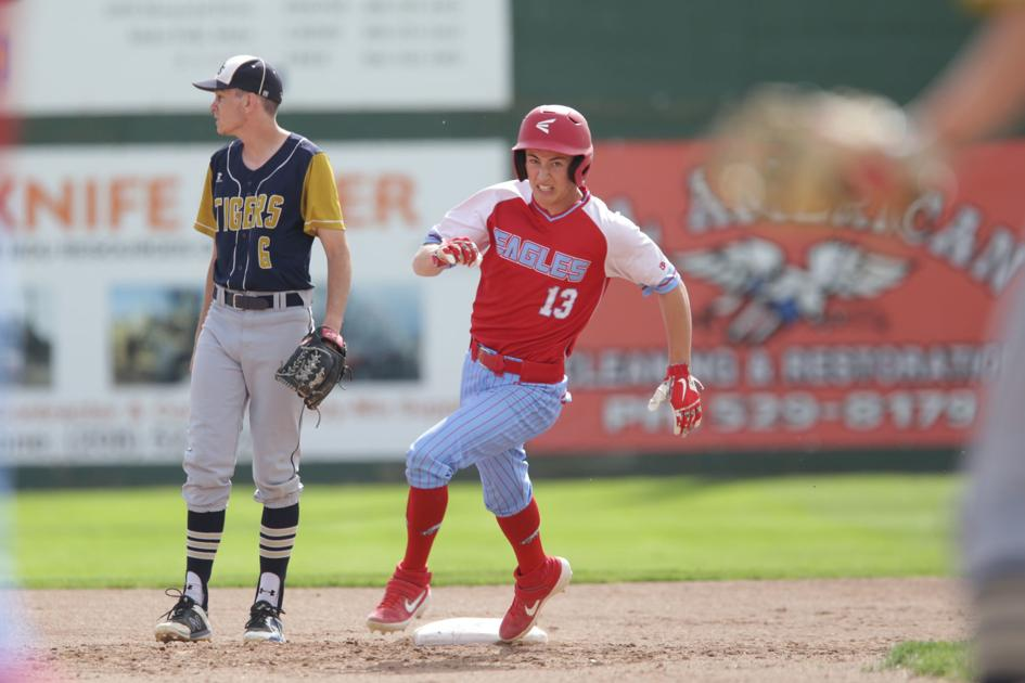 HIGH SCHOOL BASEBALL STATE TOURNAMENT SCORES