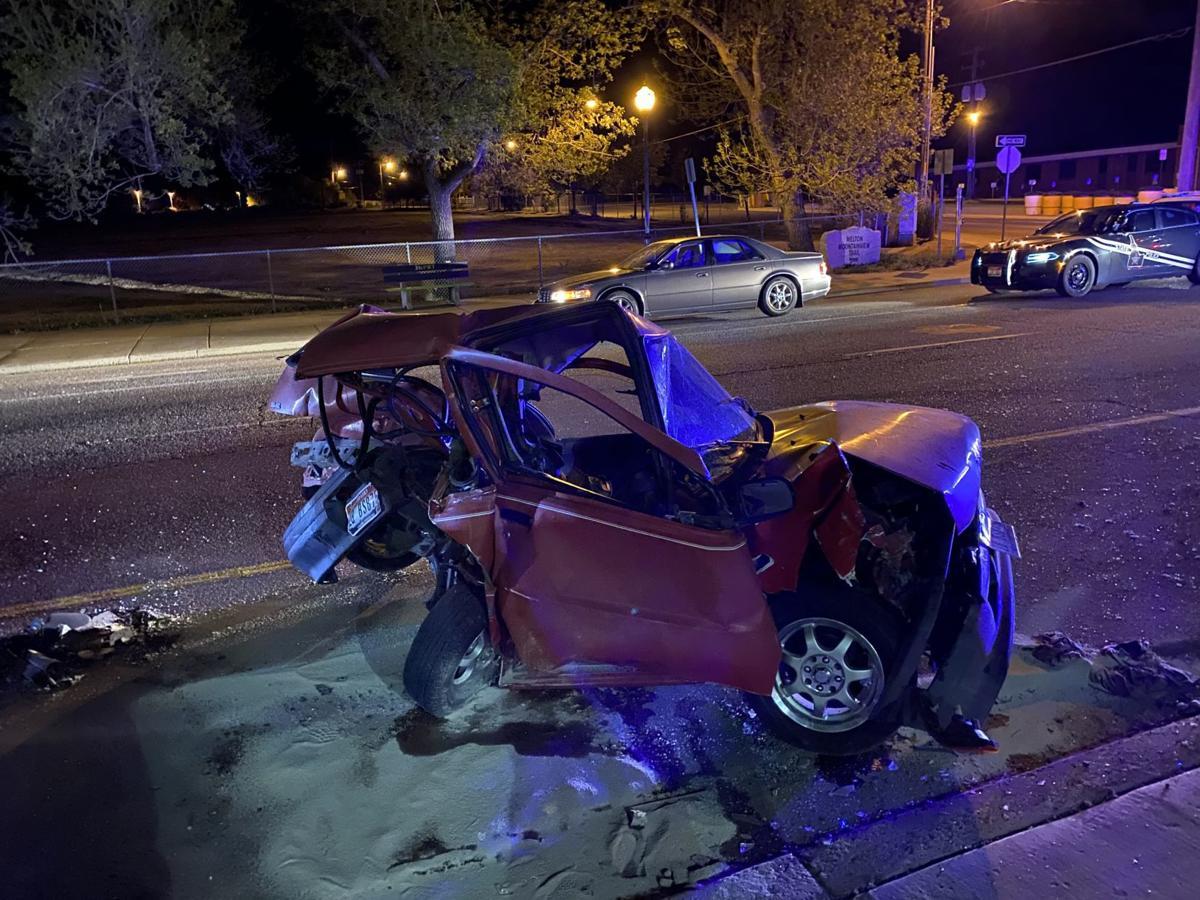 Barton crash