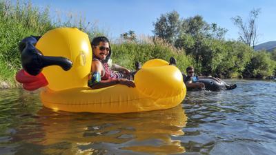 Poky Portneuf Paddle