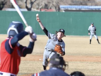 Jaxon Christensen Highland Baseball