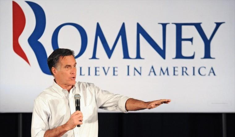 Romney in  I.F.