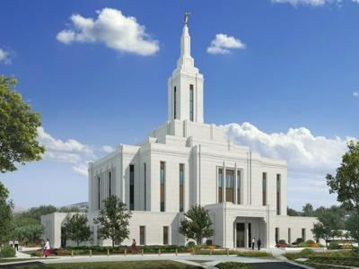 Pocatello LDS Temple