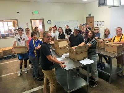 The Idaho Foodbank