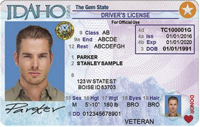 drivers license age in idaho