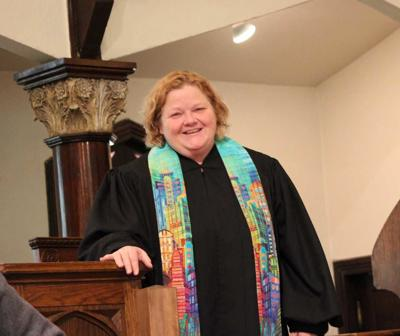 Rev. Jenni Peek