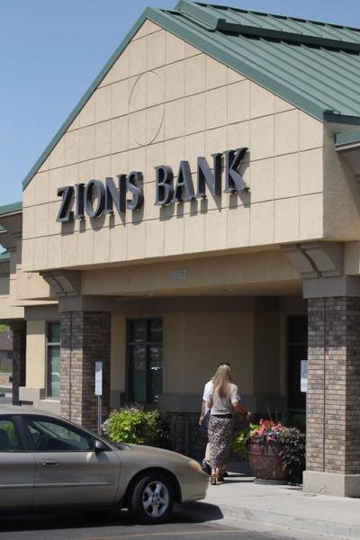 Zions Bank in Twin Falls.