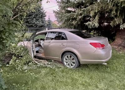Toyota crash