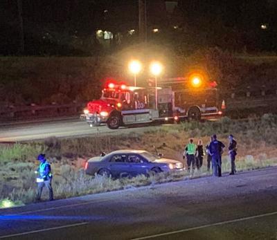 Interstate 86 wreck