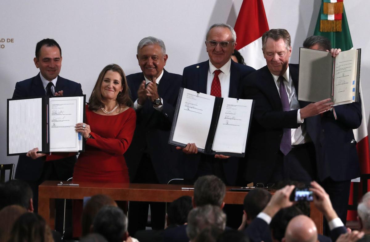 Mexico US Canada Trade