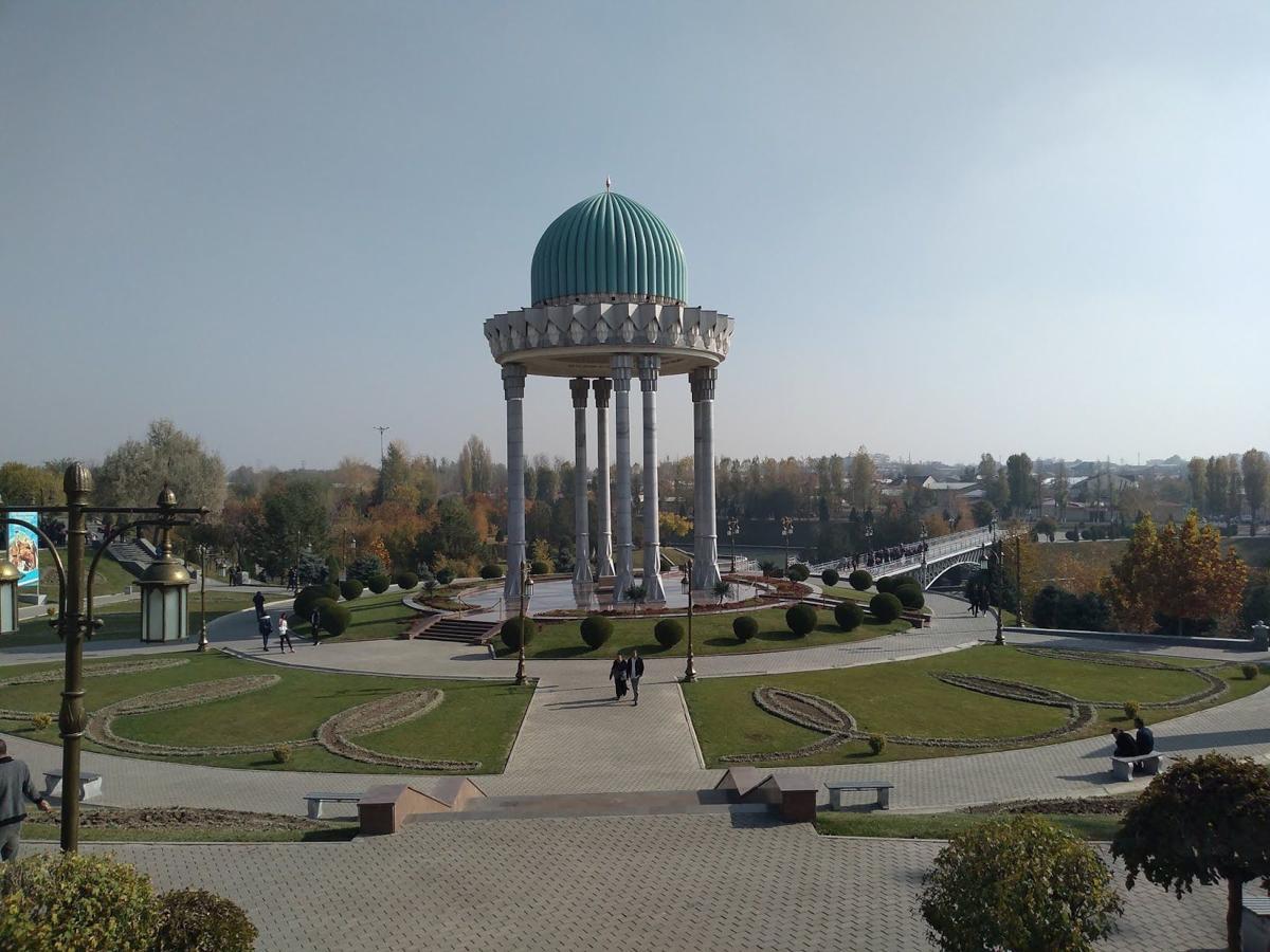 Uzbekistan park