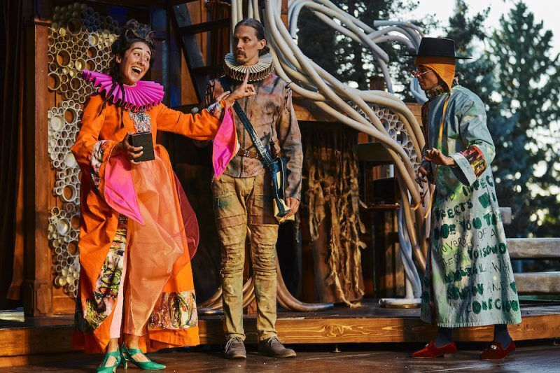 Shakespeare in the Parks (2)