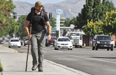 Vet walks for vets