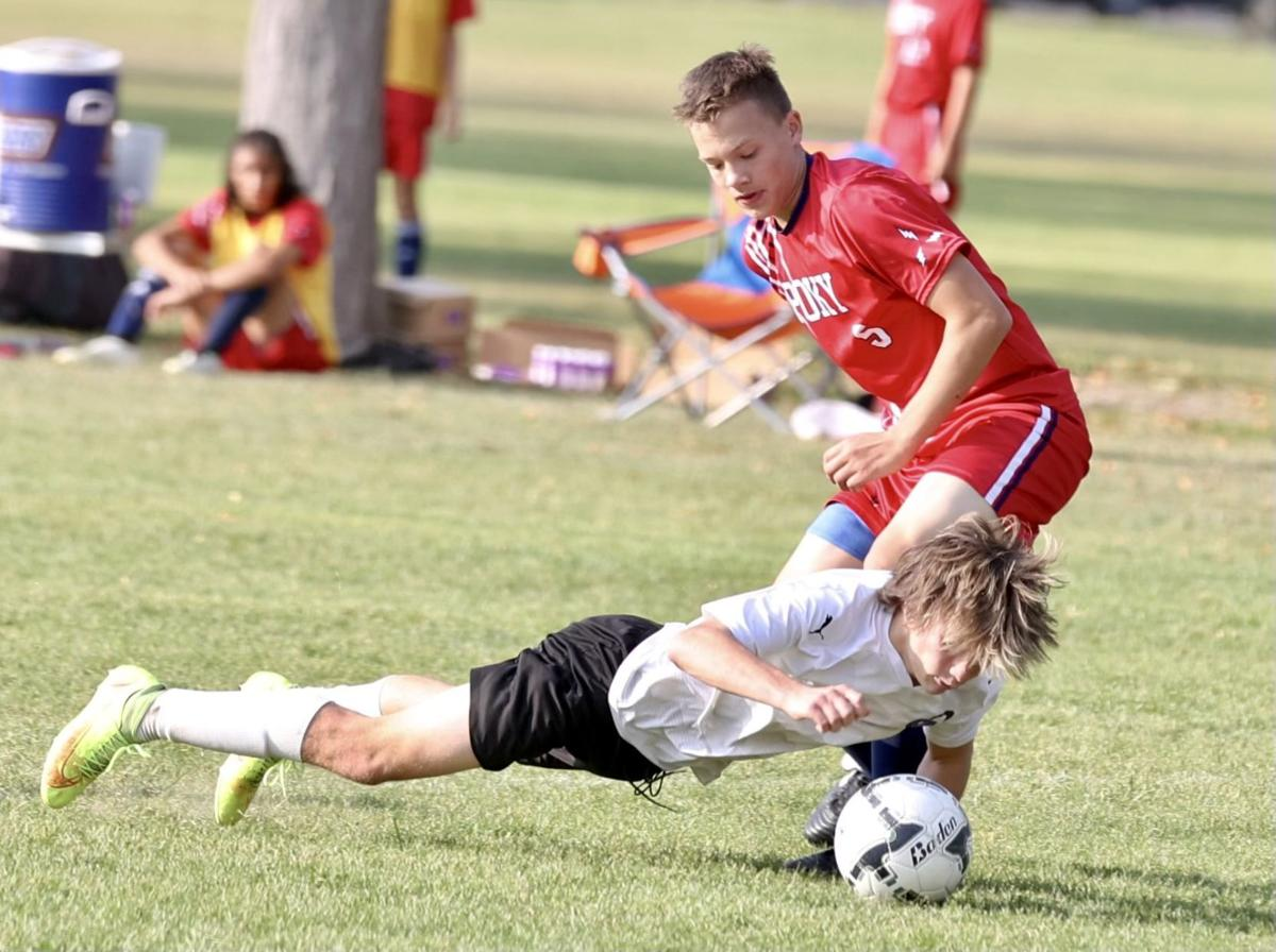 Pocatello Century boys soccer