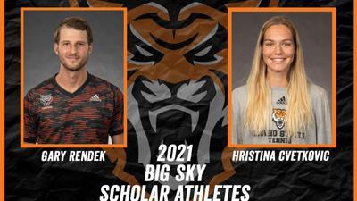 ISU Tennis Scholar Athletes