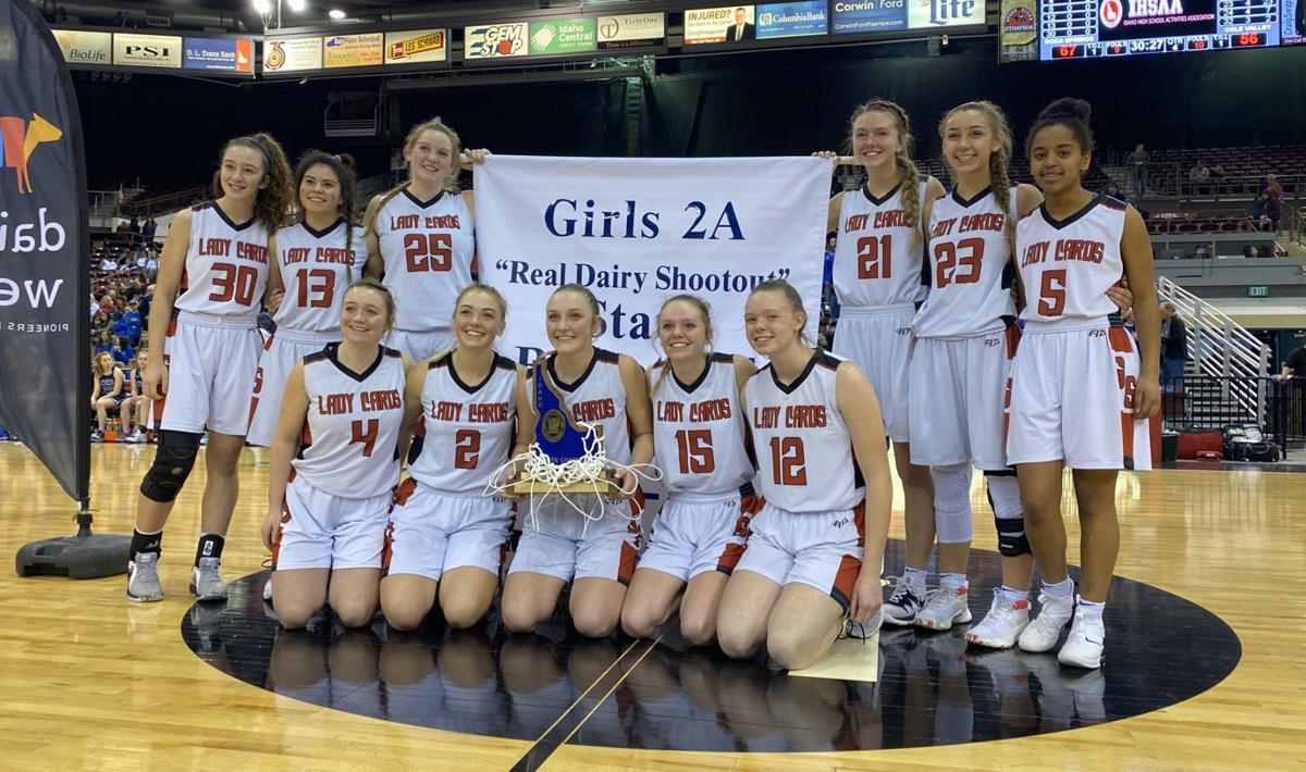 Soda Springs girls banner