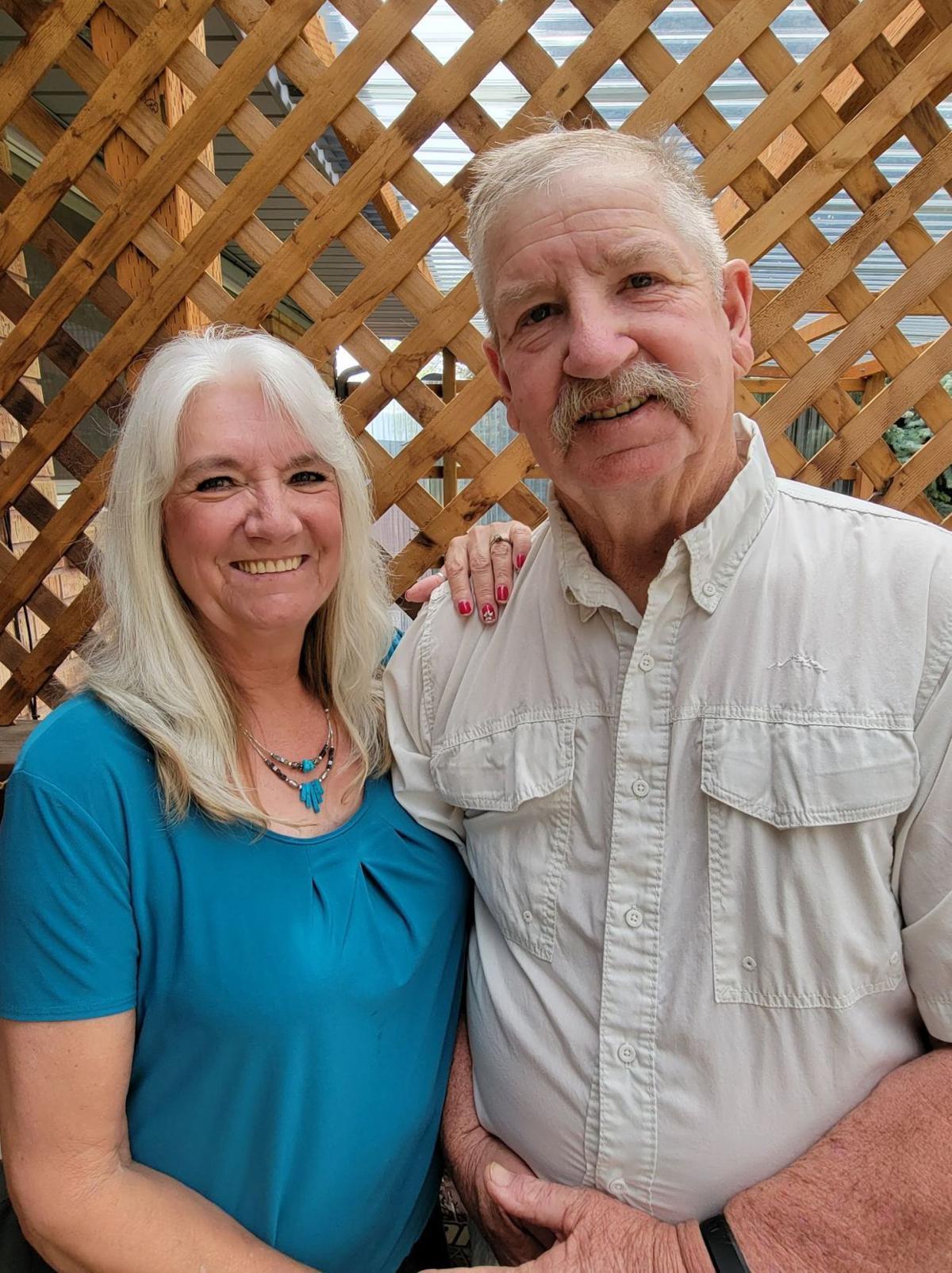 Steve and Debby Szymanski 2