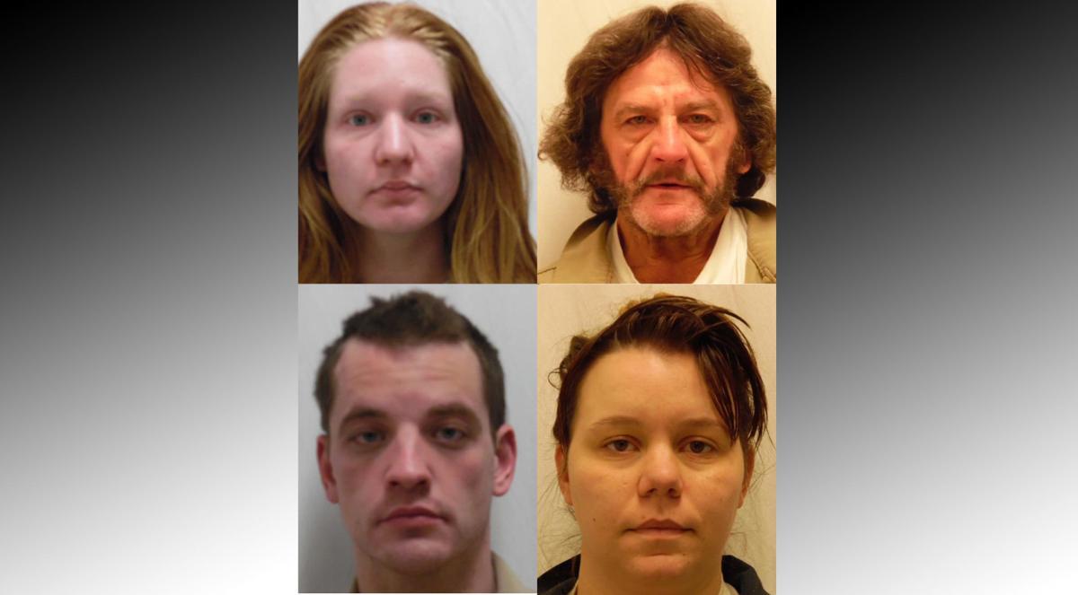 Pocatello police arrest multiple people for drug crimes