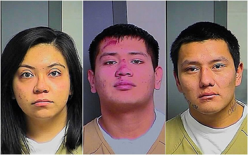 Three arrested in Bingham County on drug charges