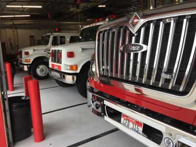 Chubbuck Fire Station