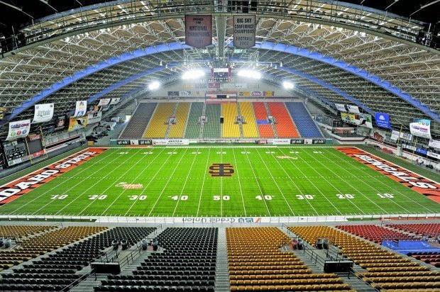 Holt arena seats football