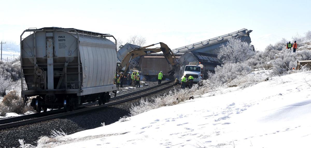 Union Pacific train derailment | News | idahostatejournal com