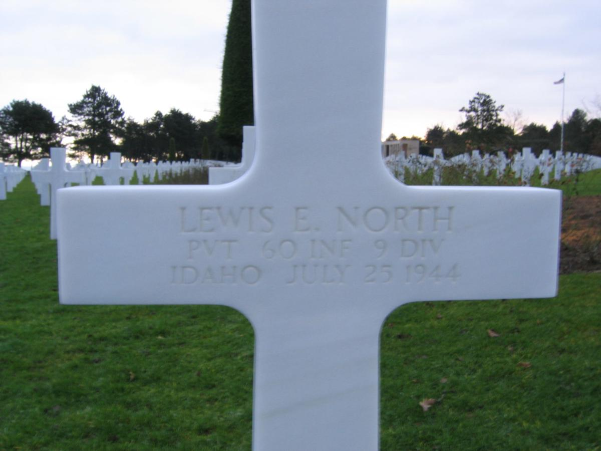 Lewis E. North