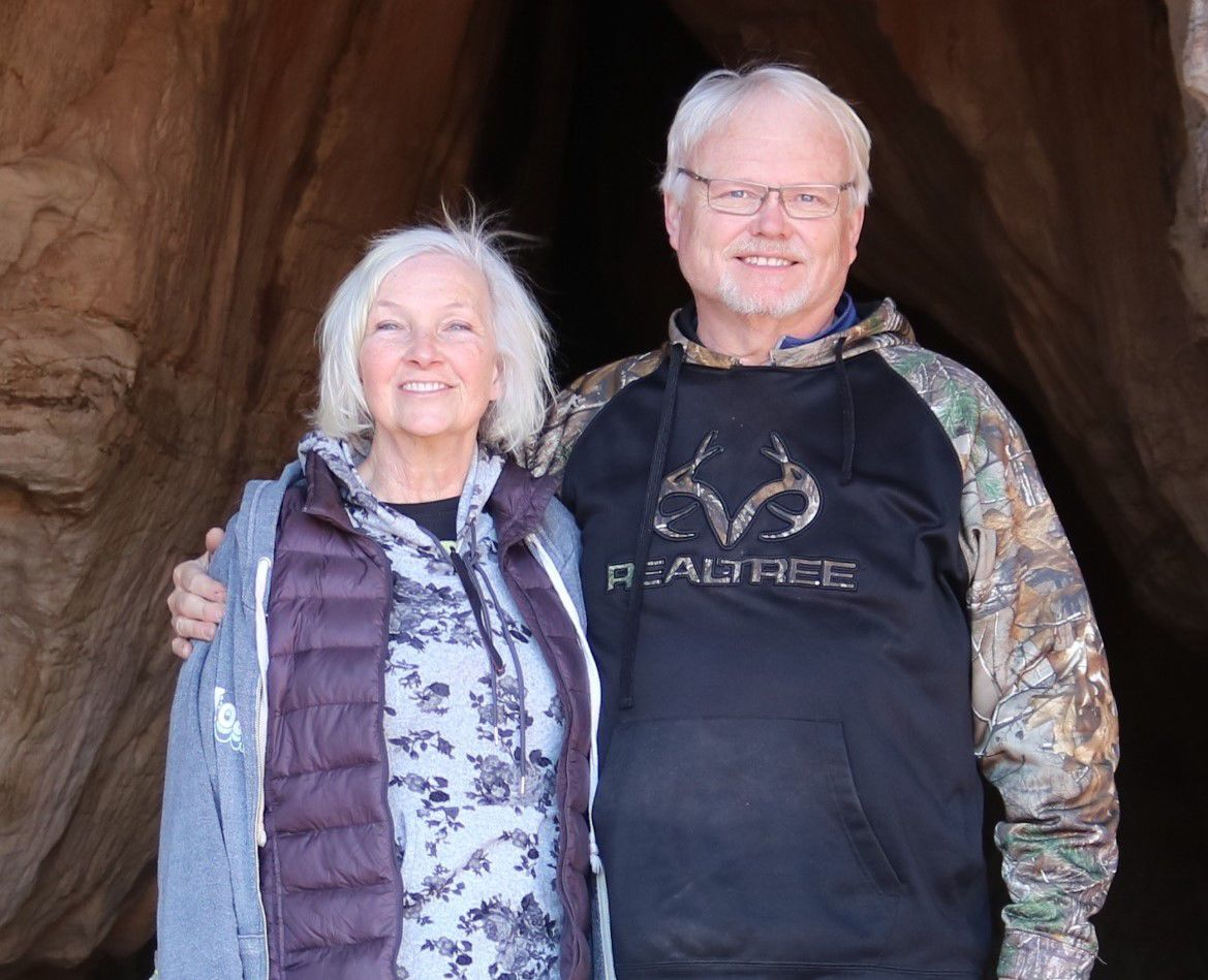 Rod and Kathleen Russell