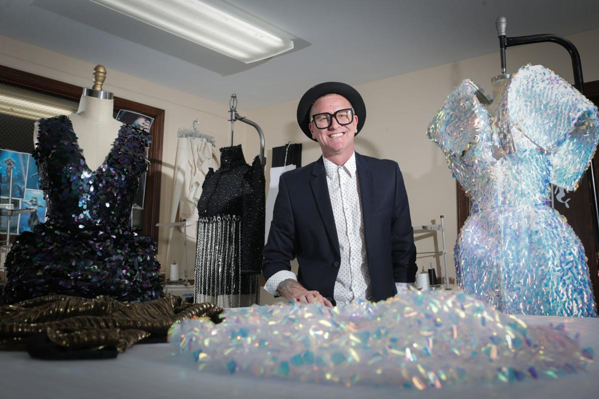 Local Business Names Project Runway Winner Seth Aaron Henderson Lead Designer Local Idahostatejournal Com