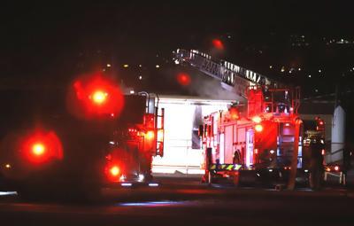 Lincoln school fire