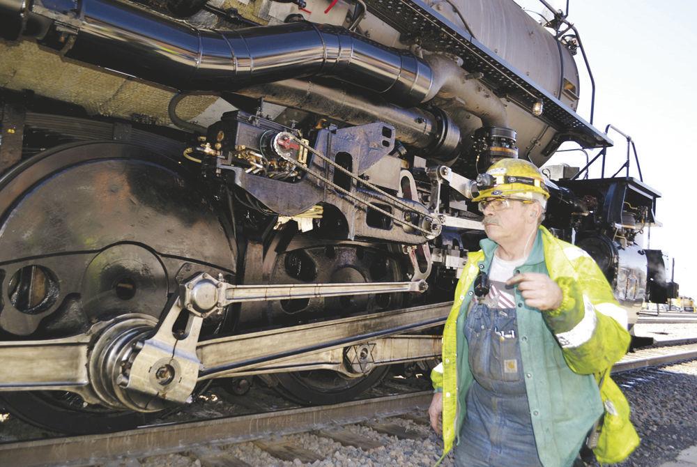 World\'s biggest steam locomotive headed to region   Local ...