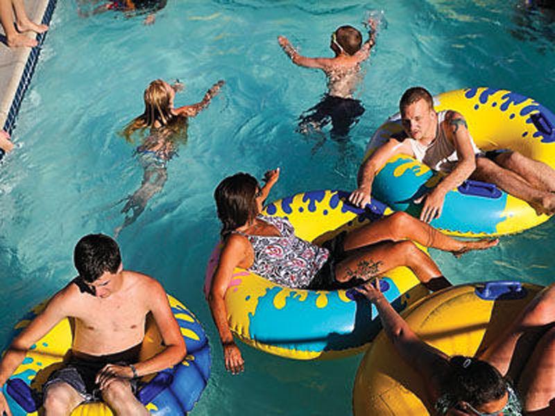 Ross Park Aquatic Center Announces End Of Season Schedule Local