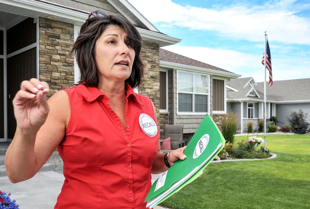 Claudia Ortega recall petition