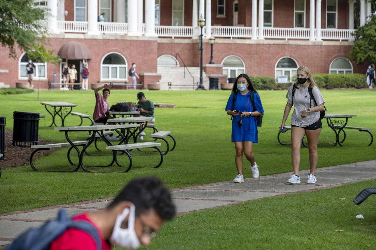 College towns growing alarmed over outbreaks among students