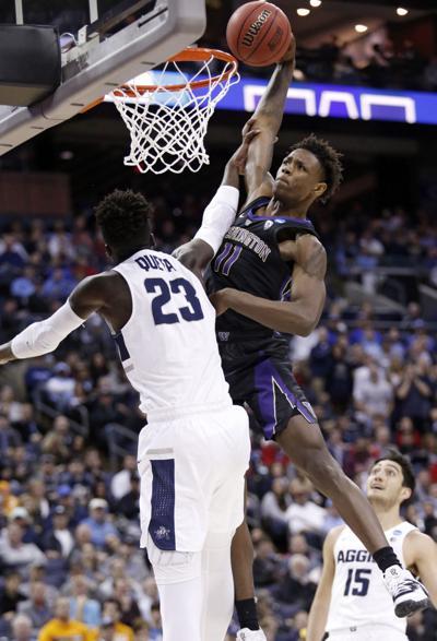 NCAA Utah St Washington Basketball