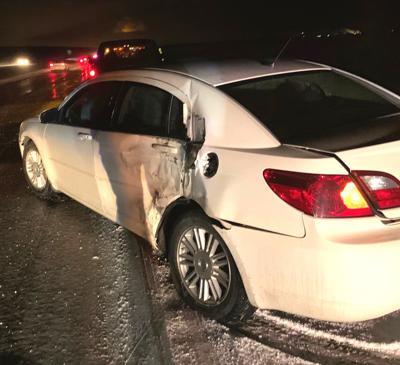 Interstate 15 crash