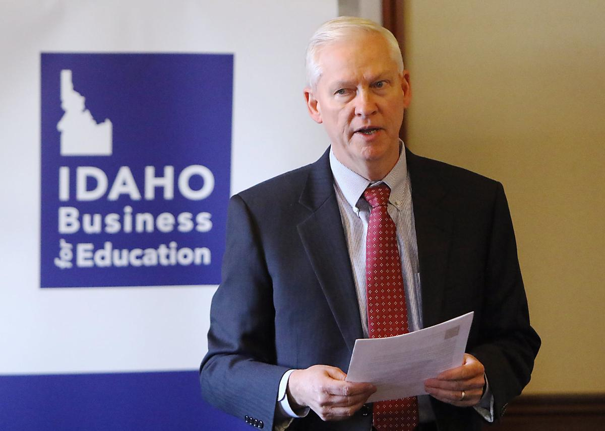 Idaho Business for Education, HP announce new statewide