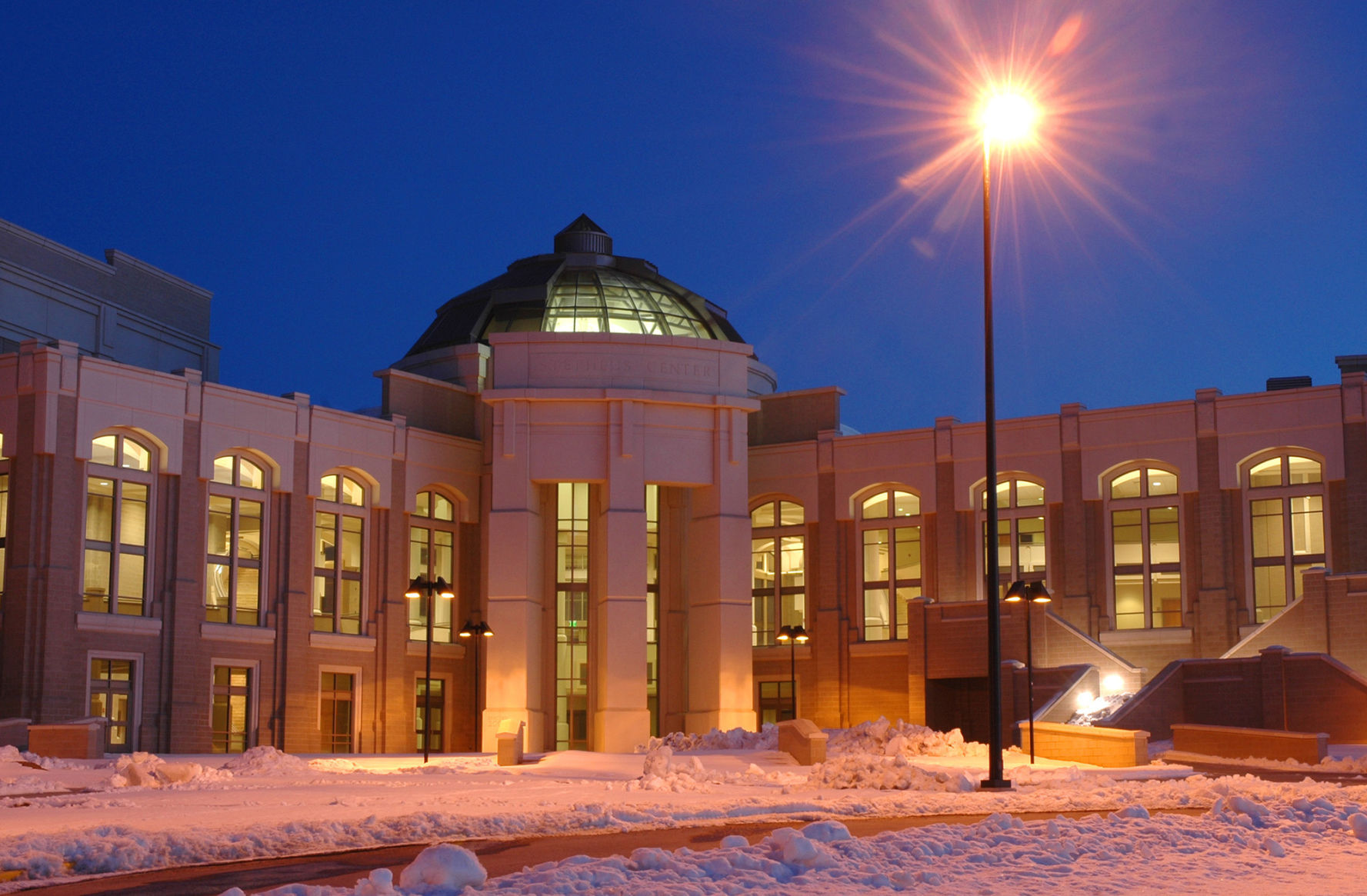 ISUu0027s Stephens Performing Arts Center once again