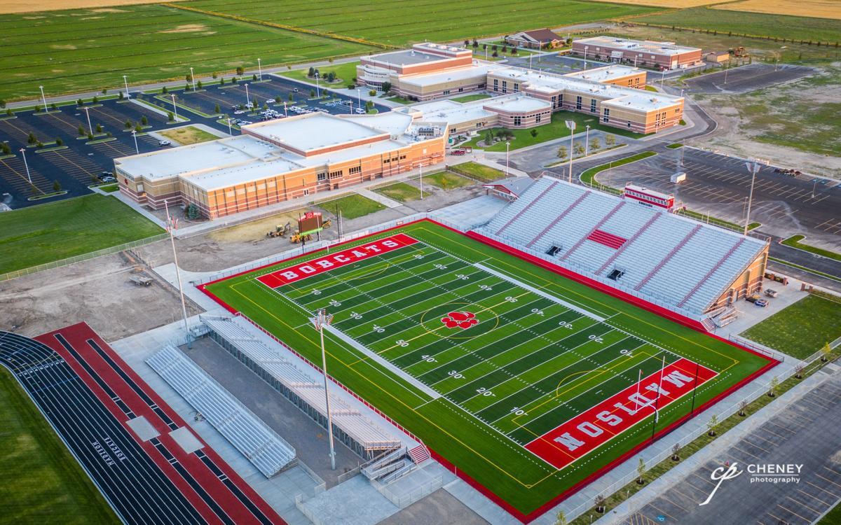 Madison High School football stadium