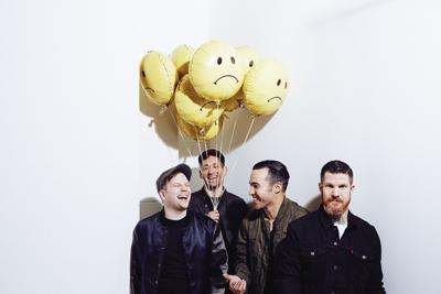 Fall Out Boy coming to Boise, SLC on Oct  2-3 | Music