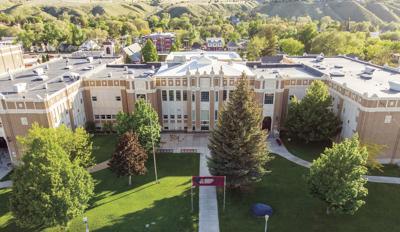 Poky High School Aerial