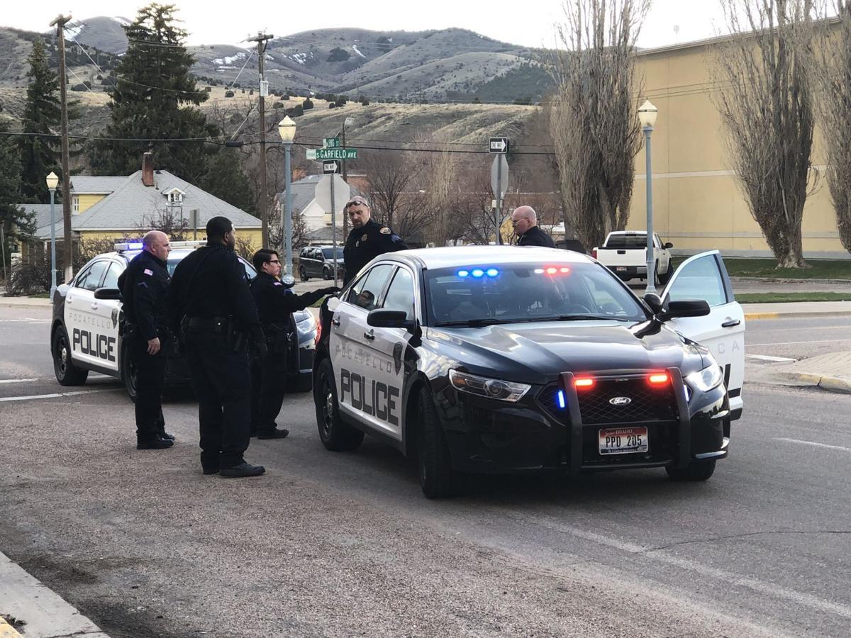 Old Town Arrest