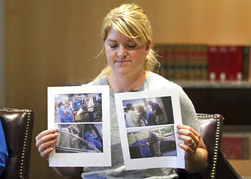 Federal Bureau of Investigation probing Utah cop who arrested nurse for refusing to draw blood