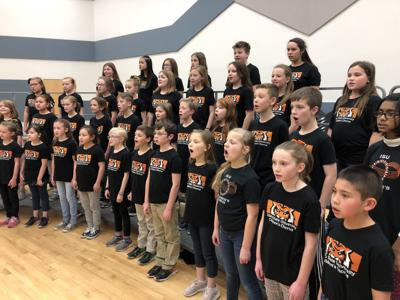 Idaho State University Children's Chorus
