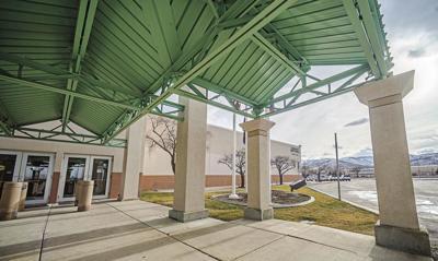 Pocatello building