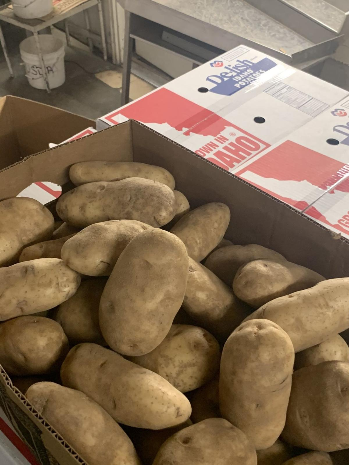 Potato box 1