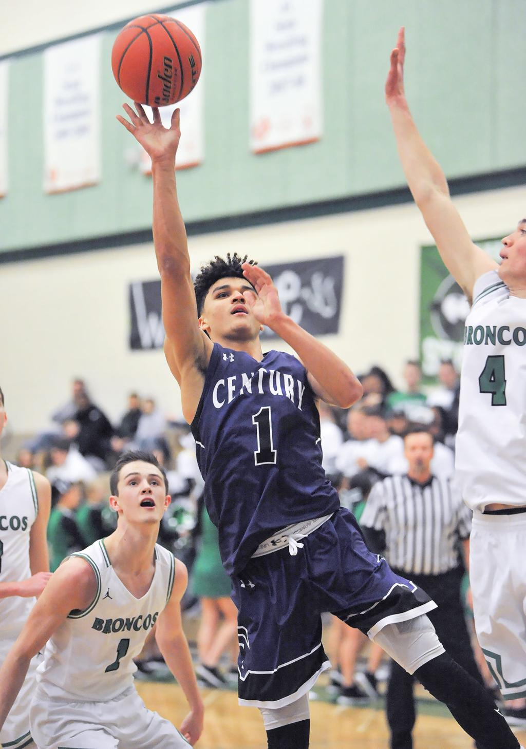 HS boys bball: Century survives another loser-out game